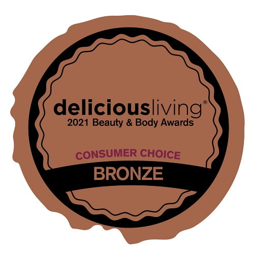 2021 DL body beauty awards winner logos BRONZE consumer 01 1 Centifolia rose water