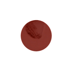 Blush Dark Coral coconut mineral makeup