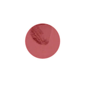 Blush coconut fuzzy pink mineral makeup