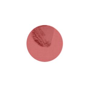 Blush crystalline coconut mineral makeup