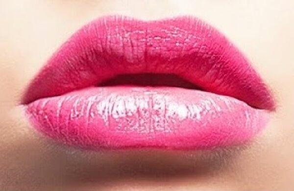Bubble gum pink laebestift 04 HD Mineral læbestift