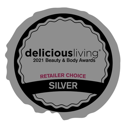DL awards body beauty awards winner logos silver retailer 01 1 Centifolia rose water