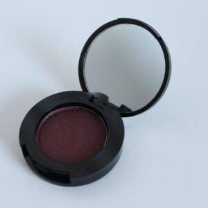 Dark Rose parfumefri parabenfri oejenskygge fast mineral mineral makeup