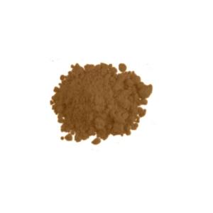 Loes Mineral Foundation dark beige mineral makeup