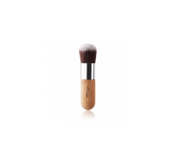 Makeup boerste med afrundet ende organic beauty varerbillede Makeup Børste