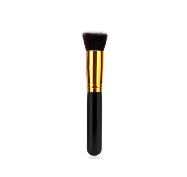 Makeuppensel flad foundationpensel 1 Makeuppensel