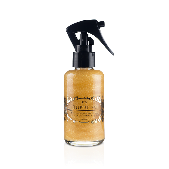 TurBliss Illuminating PeatWater with 24K Gold 50ml 1 1 Peat Water