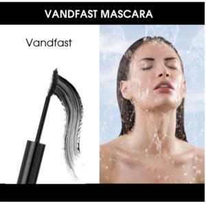 Vandfast parfume fri mascara varerbillede mineral makeup