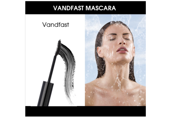 Vandfast parfume fri mascara varerbillede Mascara